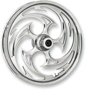 Rc Components Chrome Forged Front Wheel 21350-9008-85c Savage 21in