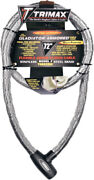 Trimax Gladiator Series Armored Cables 72inx26mm Diameter Tg3072sx