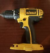 Dewalt Dc720 18v Cordless 1/2 Drill/driver W/battery And Charger