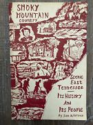 1969 Smoky Mountain Country East Tennessee Sam Carson Holston Printing Settlers