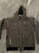 Lifted Research Group Lrg Special Blend Snowboard Jacket