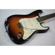 Fender Electric Guitar American Deluxe Stratocaster C8011