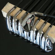 Taylormade Burner4-p/a Reax Superfast 65s 2009 5105101 Irons