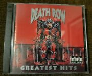 Death Row Records Greatest Hits 2-disc Cd