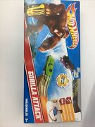 Brand New Sealed Vintage 2010 Hot Wheels Gorilla Attack Race Track Set With Car