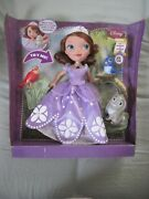 Sofia The First Talking Sofia And Animal Friends.