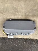 Toyota Sienna Bag Knee Air Driver Side-gray Colors-2015-2016-2017-2018-2019