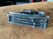 67 72 Chevy Gmc Truck A/c And Heater Control Panel C10 Air 1972 1971 1967 1968 Gm