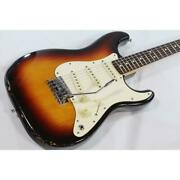 Electric Guitar Fender Dan Smith Stratocaster 1983 Rare Vintage 21f Used