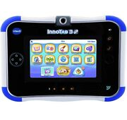 Vtech Innotab 3s Kids Educational Tablet In Blue Kid-safe Wifi Connection 3+ New