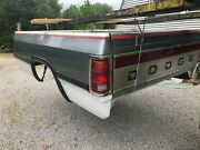 Dodge Truck Bed With Tailgate 92 - 93