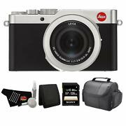 Leica D-lux 7 Point And Shoot Digital Camera 19116 Kit +