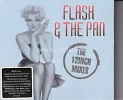 Flash And The Pan - The 12inch Mixes / Remastered 2cd Waiting For A Train Ayla