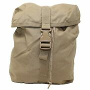New Genuine Issue Usmc Ilbe Sustainment, Utility Pouch Coyote Brown Made In Usa