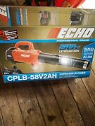 Echopower Kit Lawn Mower And Blower With 2 Charger,3 Batterys