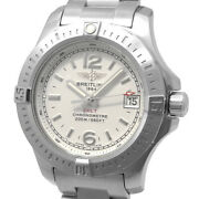 Wristwatch Breitling Colt Lady A77388 A7738811/g793 Women's Used Silver White