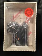 Rare Back To The Future Mastercrafters 911 Happy Time Clock Brand New In Box