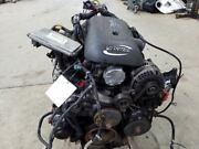 Engine Motor 4.8l V8 Drop Out Lift Out Fits 05-07 Sierra 1500 Pickup 681987