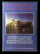 S.s. Andrea Doria Shipwreck Recovery / A Journey Of Adventure Sealed Dvd B