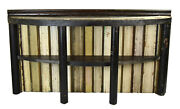 Floyd Gompf Rustic Architectural Salvage Sideboard Console Hall Table