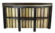Floyd Gomp Rustic Architectural Salvage Sideboard Console Hall Table
