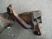 Farmall 450 560 Ih Tractor 2pt Fasthitch Quick Hitch Front Anchor Mount Bracket