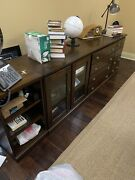 Pottery Barn Office Cabinet