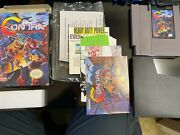 Contra Force Nes Complete In Box Check Pictures For Condition