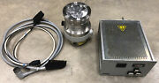 Rebuilt Tested Pfeiffer Tcp 300 W/ Tph 240 Turbo Pump Complete W Cables