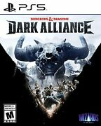 Dungeons And Dragons Dark Alliance - Playstation 5 Pre-order