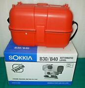 Autolevel Sokkia B-40 Only Level Medical And Lab Equipment Device