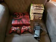 Xbox 360 Gears Of War Special Edition Console With 15 Games