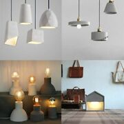Chandelier Lamp Shade Silicone Mold Concrete Cement Diy Handcraft Home Furniture