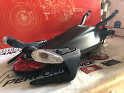 Ducati Monster 821 1200 Rear Subframe Sub Frame Tail Section Turn Siganals Light