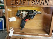 Craftsman Drill Store Display Works. Really Cool