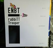 Coolrain Labo Rabbittrooper Pink 200 Limited Edition Sold Out- Designer Art Toy