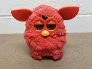Furby 2012 Hasbro 'a Mind Of Its Own' Rare Red Orange Interactive. Tested