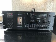 Mint Rare Eumig Fl-1000 Hi-fi Stereo 3 Head Dolby Capstan Cassette Deck Perfect