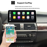 12.3inch Android10 Screen Display Gps Navigation Bmw X5 X6 E70 E71 2007-2010 Ccc