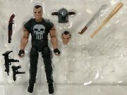 Marvel Legends Punisher Action Figure Legendary Riders Pack No Motorcycle