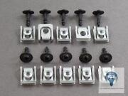 Underrun Protection Motor Installation Kit Clips For Faudi A4 A5 A6 A7 A8 Q3 Q5