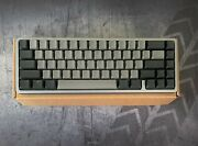 Drop Alt High Profile Mechanical Keyboard Cherry Brown Switches