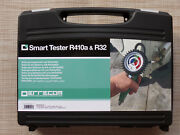Smart Tester Diagnostic Amount Refrigerant In Cold And Car Air Conditioning