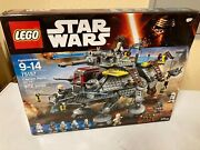 Lego Star Wars Captain Rexand039s At-te 75157 - Nisb