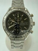 Wrist Watch Omega Speedmaster 3513.50 Menand039s Analog Silver Automatic Winding Used