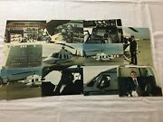 1970s Hookand039s Drugs Pharmacy Indy Corporate Helicopter Color Snapshot Photos
