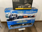 Vintage Bachmann Big Haulers Train Set Northern Express G Scale Complete 7657