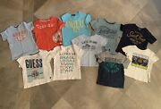Boys Clothes Lot 10 Pcs Size 24 Months/2t Spring Summer Fall