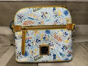 2021 Dooney And Bourke Aulani Shave Ice Aloha Cross Body Brand New Sold Out