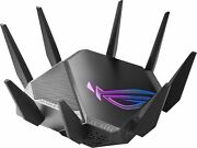Asus - Gt-axe11000 Tri-band Wifi 6e 802.11ax Gaming Router